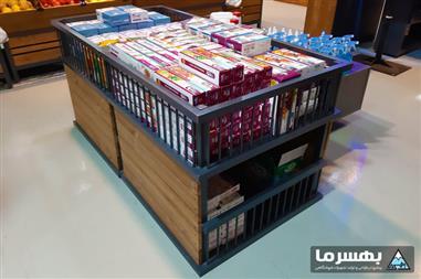 انواع پالت فروشگاهی و کاربرد پالت حراجی