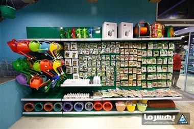 بررسی کامل قفسه فروشگاهی