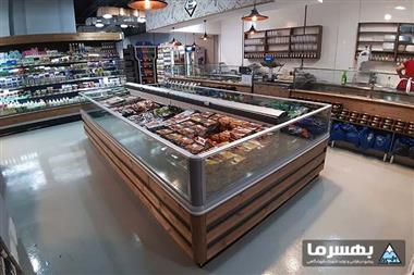مدل کسب و کار سوپرمارکت و هایپرمارکت