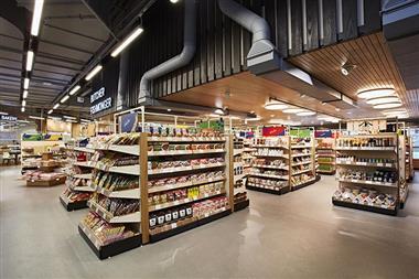 تجهیزات مورد نیاز برای سوپرمارکت یا هایپرمارکت